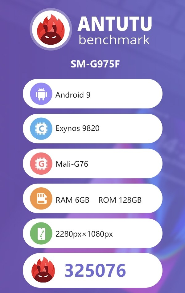 Exynos 9820 Powered Samsung Galaxy S10 Plus Benchmarked On Antutu