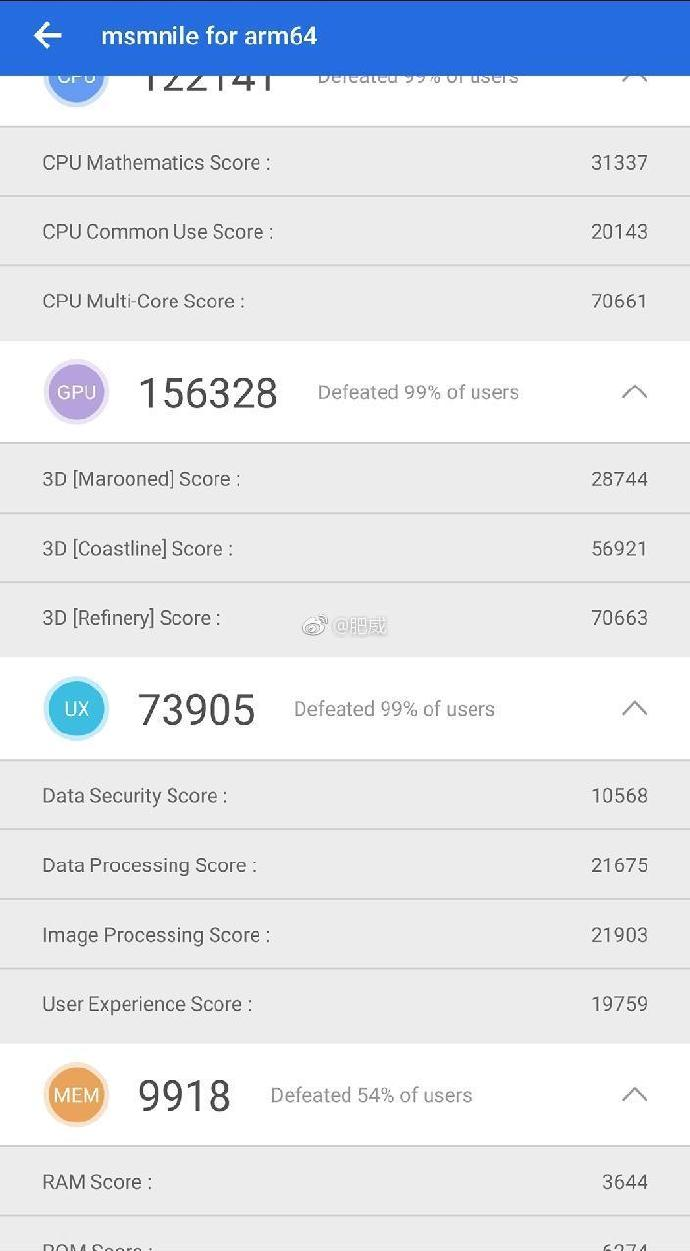 Qualcomm Sd 8150 Scores 362,292 On Antutu, Highest Yet For An Android Device