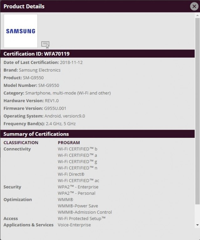 Samsung Galaxy S8, S8+ And Note 8 To Receive Android 9.0 Pie Firmwareearly