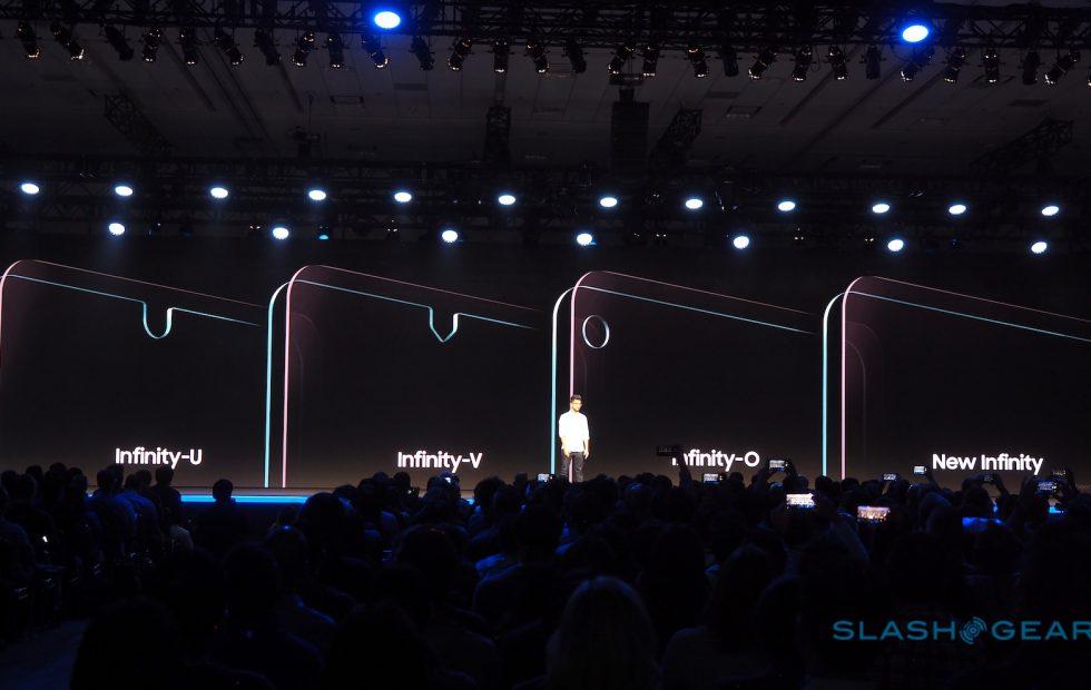 Samsung Starts Mass Production Of Infinity-o Displays