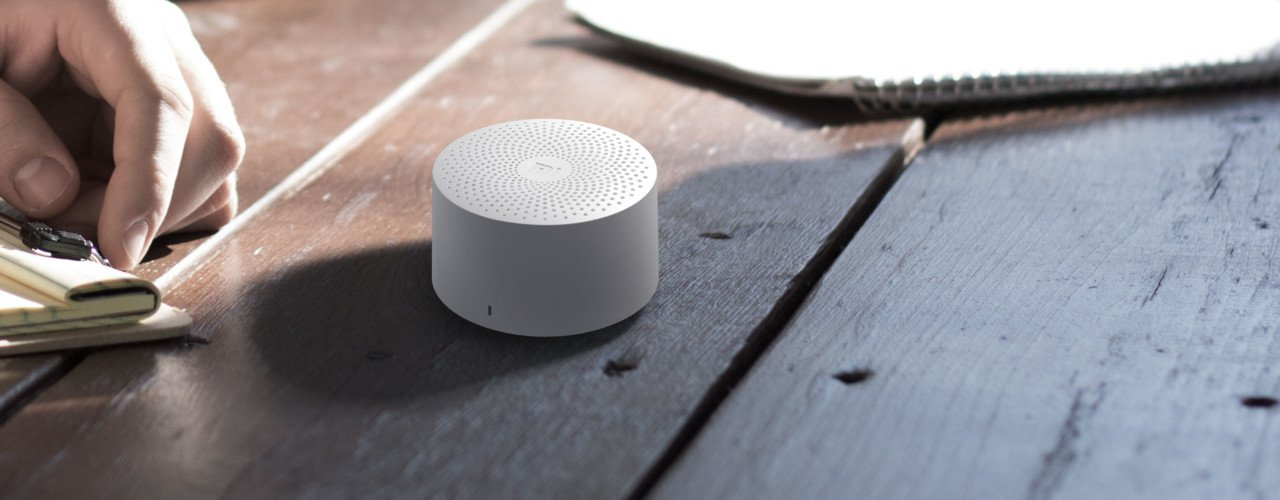 Xiaomi Xiao Ai Bluetooth Speaker Portable Edition Is Currently Available For Only 49 Yuan