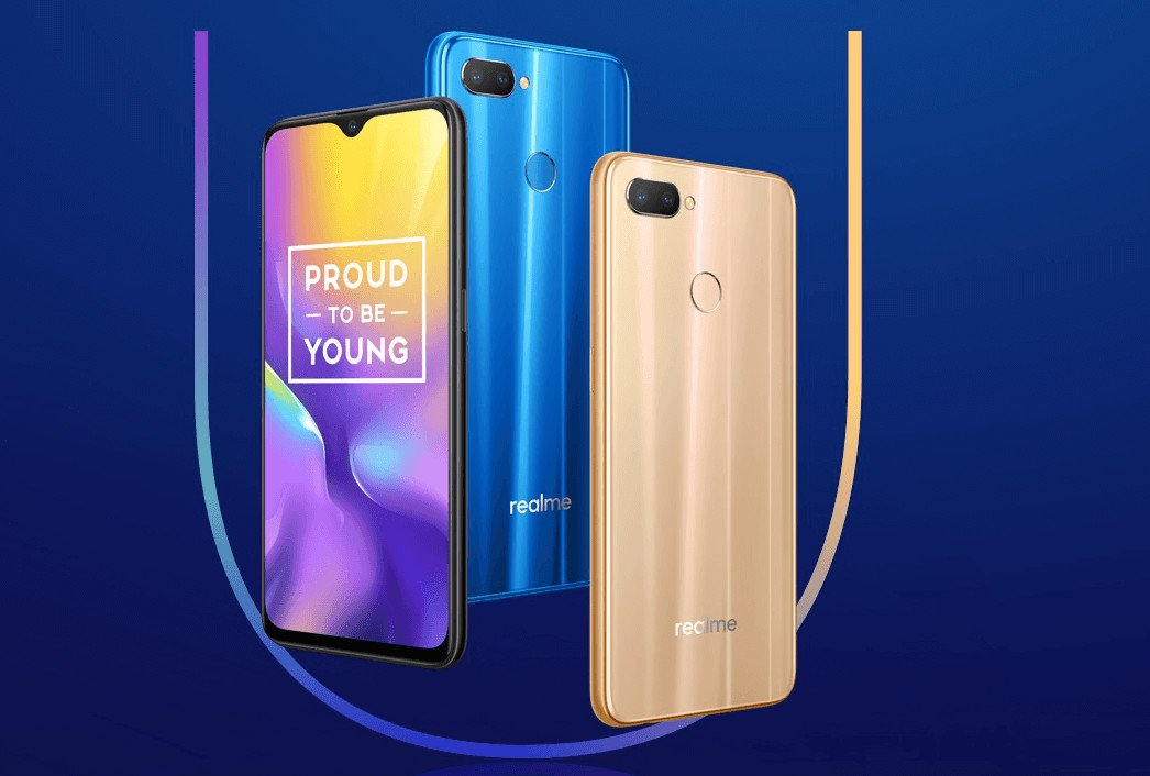 Realme U1 Selfie-centric Cameraphone Powered By Mediatek Helio P70 Soc Unveiled, Pricing Starts At Rs. 11,999 (0)