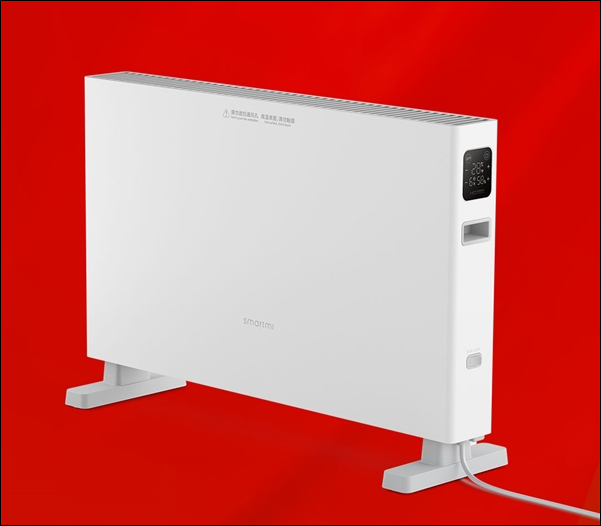 Xiaomi Smartmi Electric Heater Version Sold Out With хугр 3385% Crowdfunding Rate