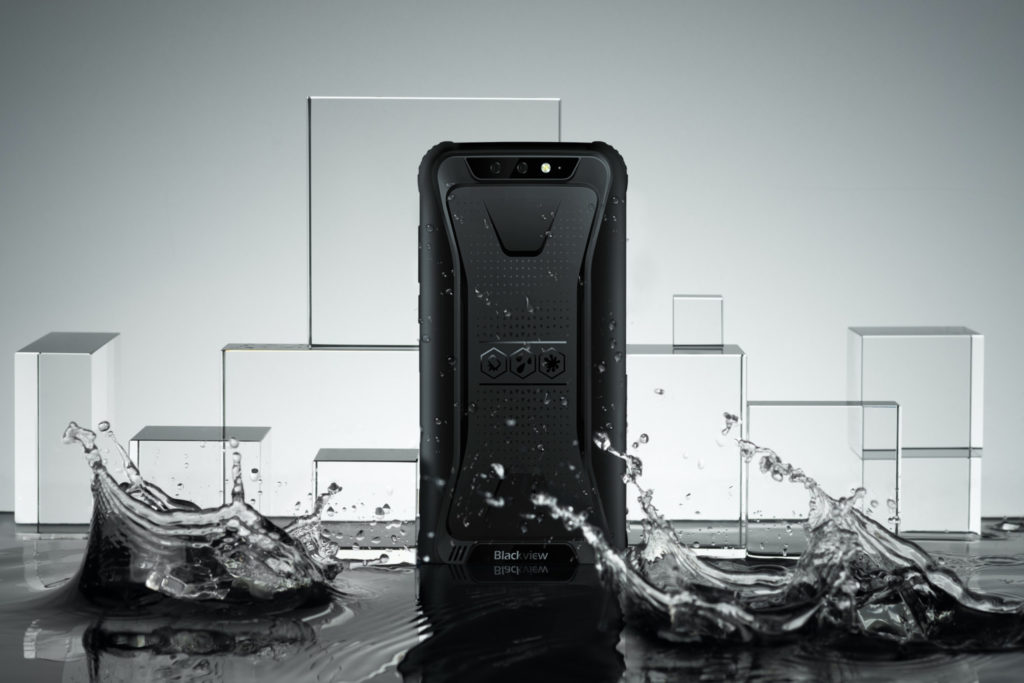 Blackview Bv5500, A Fashionable Rugged Outdoor Phone Leaks