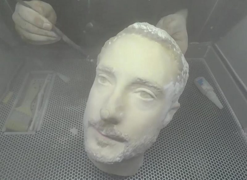 3d Printed Face Fools All Tried Android Products But Not Apple Face Id