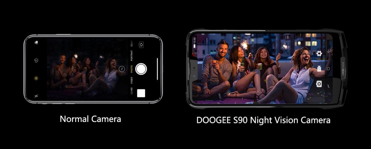 Doogee S90 With Night Vision Sensor Module Opens A Fresh Game Of Possibilities To Photographers