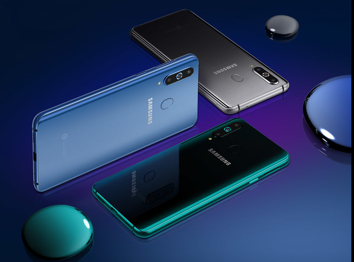 Samsung Galaxy A8s Value Tag Of 2,999 Yuan (~5) Confirmed For China