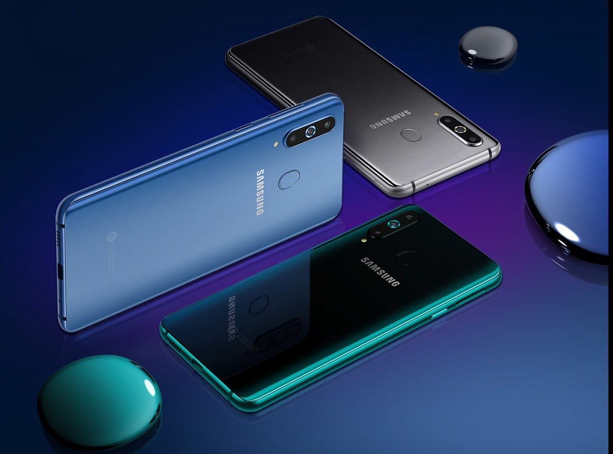 Samsung Galaxy A8s Noted With Infinity-o Display, Sd 710 Cpu, Triple Rear Cameras But No Audio Jack