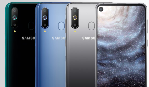 Samsung Galaxy A8s To Sell For 2799 Yuan (~8), Available For Buy January 1