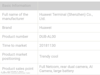 Huawei Enjoy 9 Images And Specifications Leaked