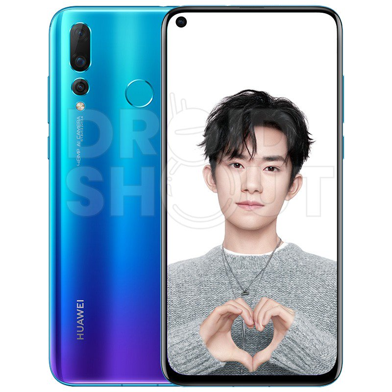Huawei Nova 4 Official Renders Demonstrate 4 Color Versions And Confirm Triple Rear Cameras