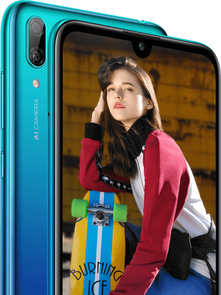 Huawei Y7 2019 Renders, Specs And Extra