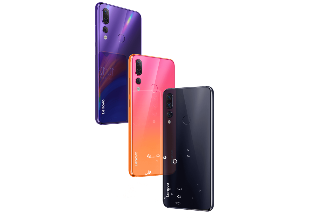 Lenovo Z5s Launched With Waterdrop Notch Panel, Triple Digital Cameras, Snapdragon 710 And 1,398 Yuan (~2) Pricing