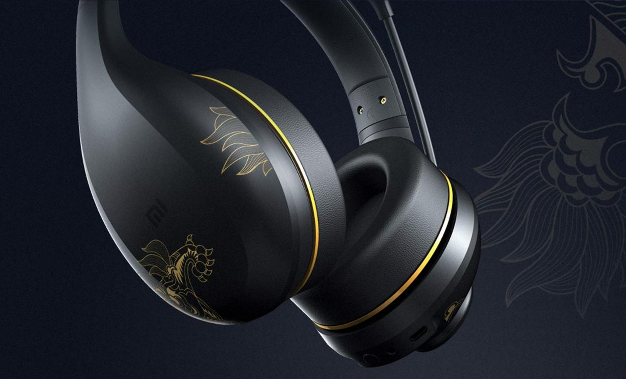 Mi Bluetooth Karaoke Headset Forbidden City Edition Is The Xiaomi's Secret Device