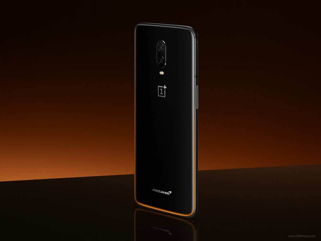 Oneplus 6t Mclaren Edition Announced With 10 Gb Ram, 30w Warp Charge And Refreshed Design