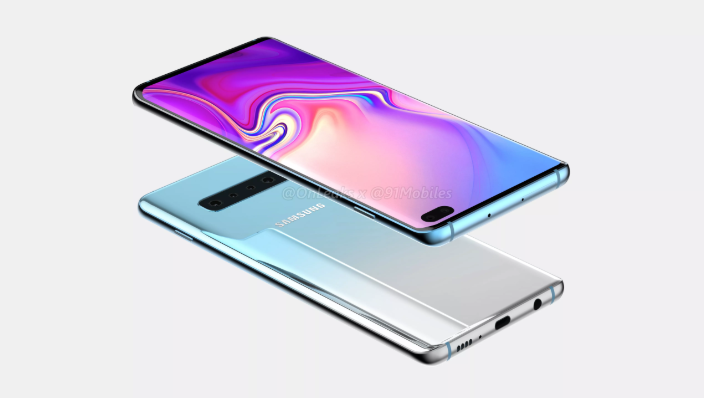 Samsung Galaxy S10 Plus 360-degree Renders Reveal Six Cameras And Larger Display Space