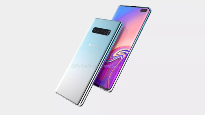 Samsung Galaxy S10+ 5g Variant (sm-g977) Spotted In The Wild