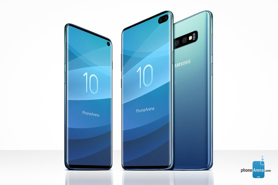 Samsung Galaxy S10, Galaxy S10+ Major Leak Shows Design, Specs, Options