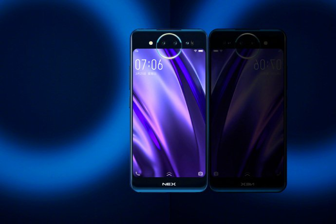 Vivo Nex 2 Is Release Date Set On December 12, Options Dual Reveals And Triple Cameras