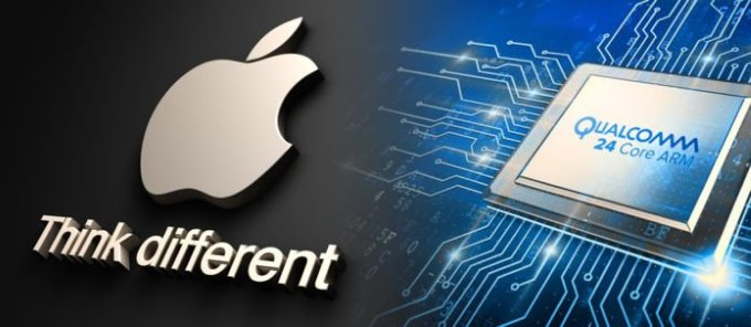 Apple Yet Violating Chinese Court Order Insists Qualcomm, Despite New Software Improve