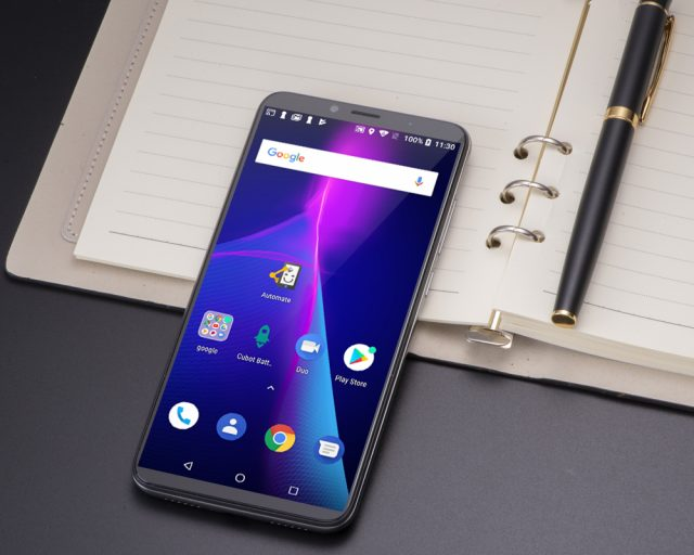 Cubot X19 Will Release With Helio P23, Android 9 And Gradient Design
