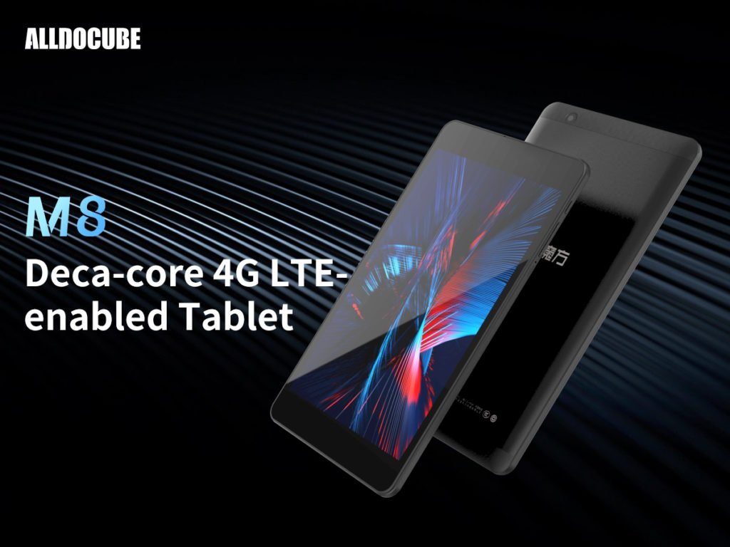 Alldocube M8 Helio X27-powered Tablet Will Be Unveiled For Usd129.99 On Aliexpress Next Week
