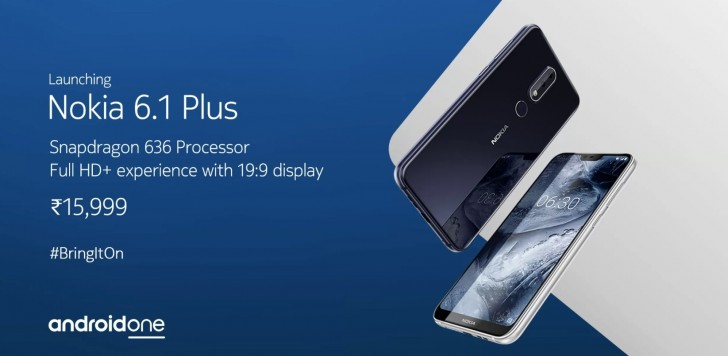 Nokia 6.1 Plus Is One Of The Most Popular Phones In 2018