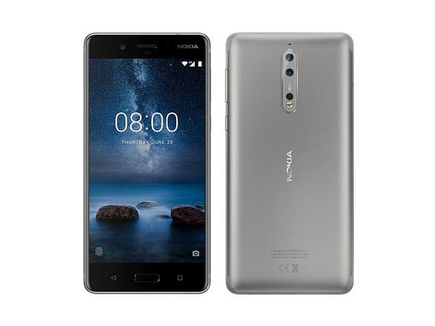 Nokia 8 Android Pie Just Introduced In Period For The Holidays