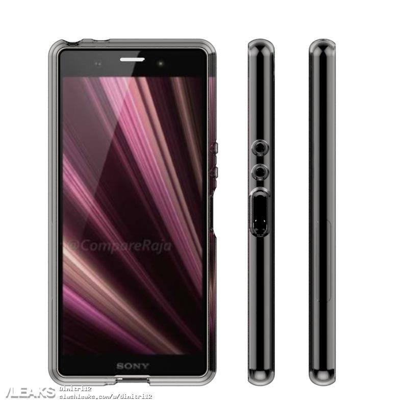 Sony Xperia Xz4 Compact Case Photographs Leaks