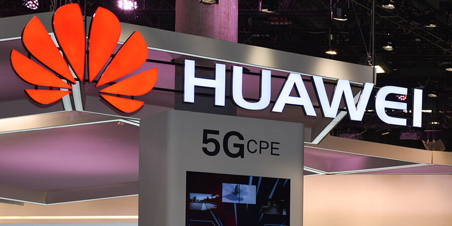 Huawei 5g Technology Is At Least 12 Months Ahead Of Other Competitors