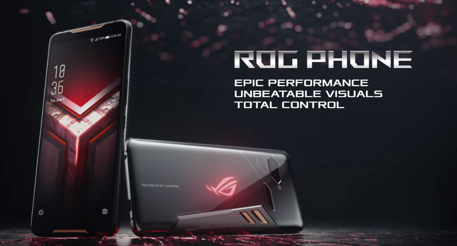 Asus Rog Phone Is Soon Expected Receive Android Pie Update