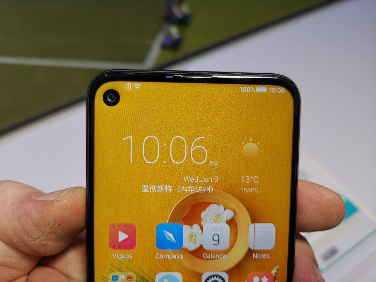Hisense U30 With Punch-hole Screen, Sd 675 And 48mp Camera Spotted At Ces 2019