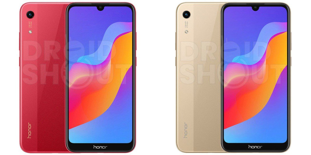 Honor 8a Official Renders, Price Tag And Color Versions Flowed Out Couple Of Days Ahead Of Launch