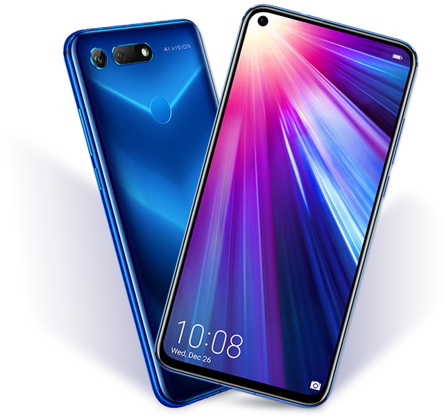 Honor View 20 Valued At Rs. 37,999 Dollars 534 Premieres In India