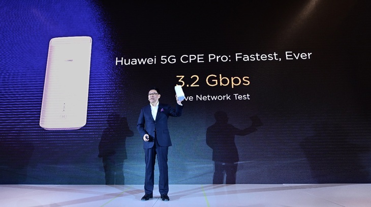 Huawei Announces Balong 5000 5g Modem With Up To 6.5 Gbps 5g Speeds