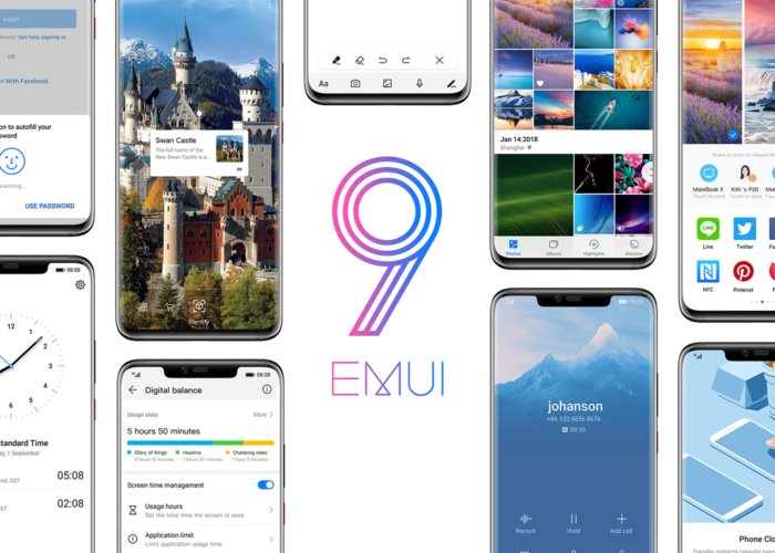 Honor 10, Honor Play And Honor View 10 Currently Receiving Android Pie Emui 9.0 In India