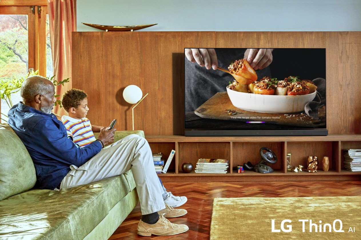 Lg To Bring 8k Tvs With The New Hdmi 2.1 Regular At Ces 2019
