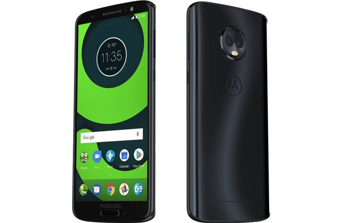 Motorola Moto G6 Plus Soon To Get Android 9.0 Pie Update In India