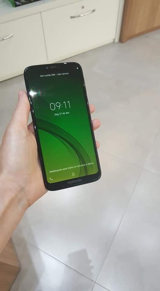 Moto G7 Power Live Shots Confirm Technical Specs And Tell Brazilian Price