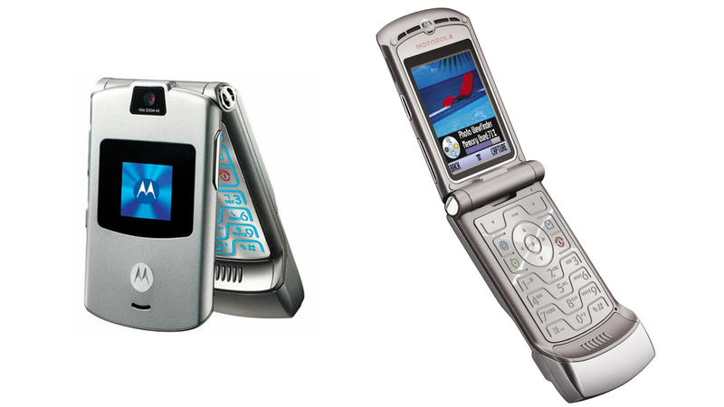Motorola Razr To Be Re-born As A Usd1500 Foldable Phone