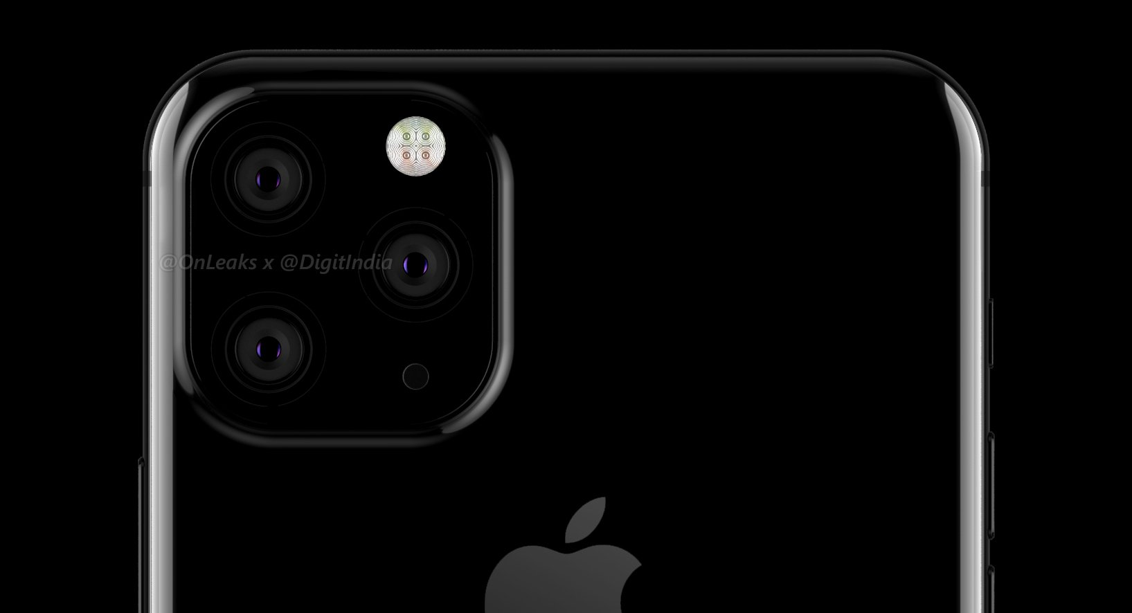 Renders Show Apple Will Join The Triple Image Sensor Trend  This Year