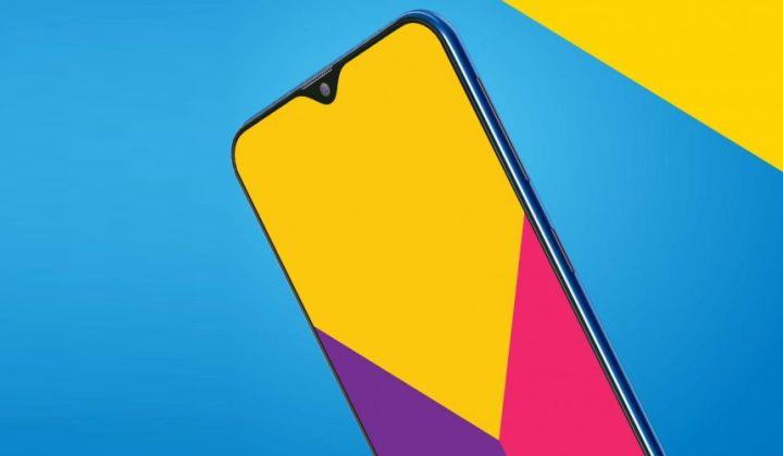 Samsung Galaxy M20 Back Display Leak Shows Dual-camera Setup And A Fingerprint Digital Camera