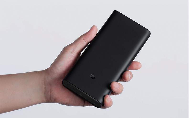 Mi Power Bank 3 Pro With 45w Dual Fast Charging