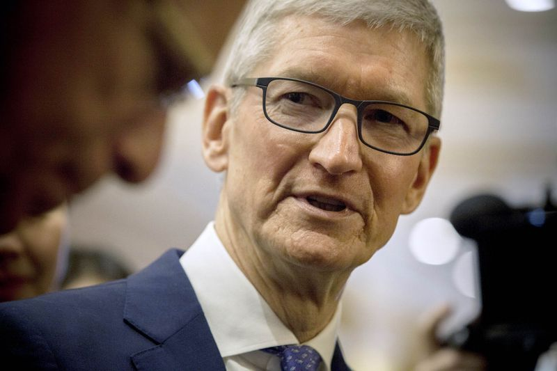 Tim Cook Made Above  Million In 2018