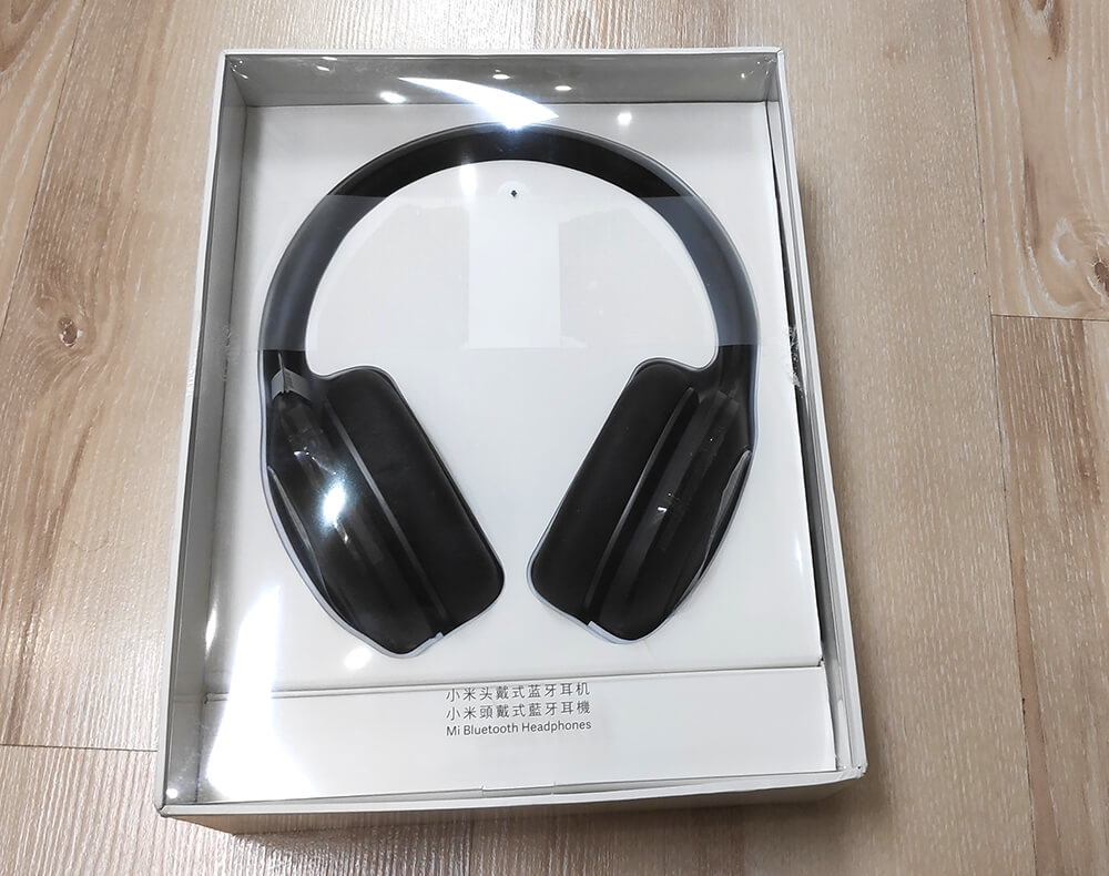 Xiaomi Mi Bluetooth Foldable Headphones Review