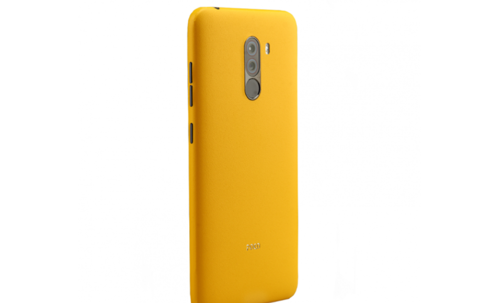 Xiaomi Pocophone F1 Receives Two New Paint Jobs