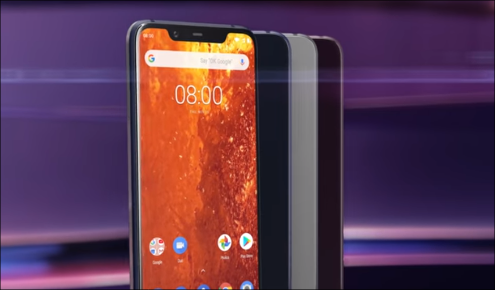 Nokia 8.1 And 7 Plus Kernel Source Code And Pixel 3 Night See Digital Camera For Nokia 8 Introduced