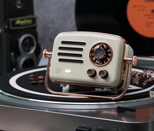 Xiaomi Releases The Retro-styled Elvis Presley Radio With Hifi Sound Good Quality