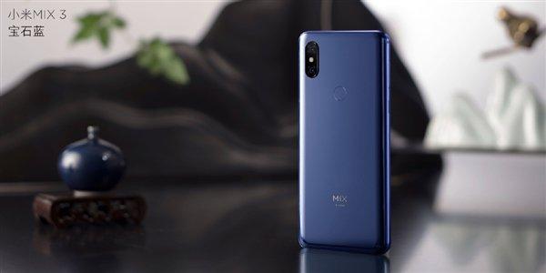 Xiaomi Mi Mix 3 Newest Miui 10.2.1 Update Brings Fix For Rear Digital Camera Flash Problem Among Others