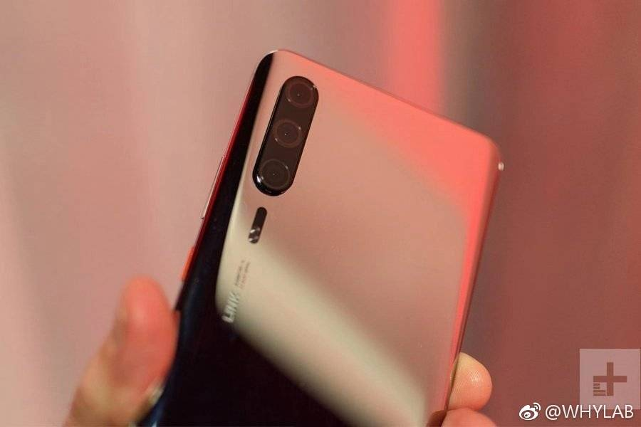 Huawei P30 Live Pics Leak Well Ahead Of Launch
